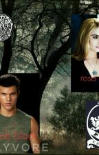 two different worlds (Jacob black love story) by sunflower652