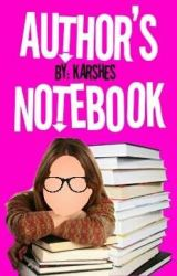 Authors Notebook by Karshes