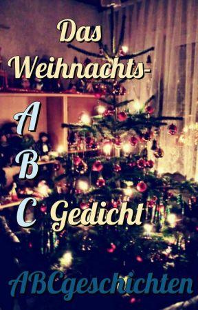 Das Weihnachts Abc Abc Gedicht Wattpad