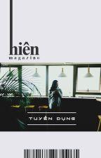 Hiên Magazine | Tuyển dụng by Hien_Magazine