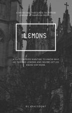 Lemons 《kth+jjk》 by avacodont