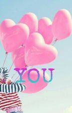 YOU (Yoona-Sehun Fanfiction) by missarsita