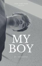 My Boy ! (BTS : Jungkook FF) by xxmilloey