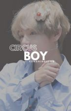 Circus Boy . TaeJoon by sunshinehopi