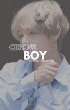 Circus Boy [Vmon]  by sunshineclub