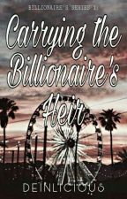 Carrying the Billionaire's Heir Book 1 (Completed) by Deinlicious