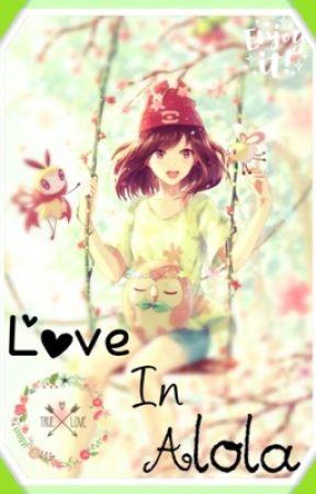 Love in Alola by diesaz