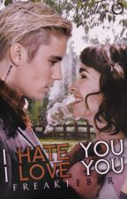 I Hate You, I Love You ➳ j.b [ #Wattys2017 ] by freakieber