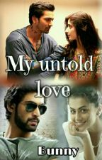 My untold love (Complete) by SvShri