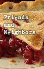Friends and Neighbors ~ Namjin by rapmonnie22