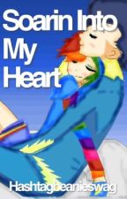 Soarin Into My Heart ~ Soarain MLP Humanized by hashtagbeanieswag