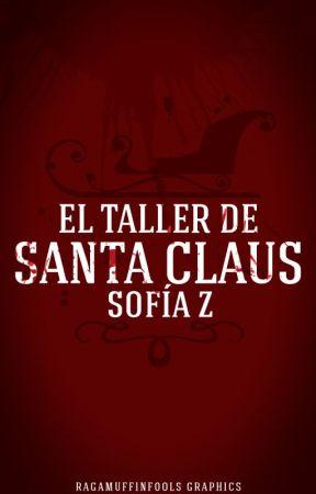 El taller de Santa Claus by -SofiaDupin