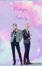 Namjin Family || BTS AU || Request box is Open  by sophiabts