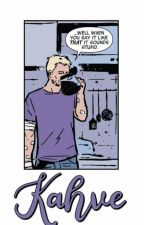 Coffee -- Clint Barton || Marvel by ahmtpzn