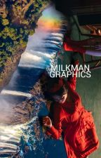 milkman graphics + temporarily closed by twoverse