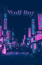 Wolf boy | Yoonmin by Wabi__Sabi