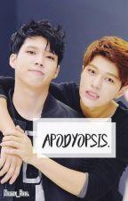 Apodyopsis. [WooSoo twodrabble] by Namu_Soo