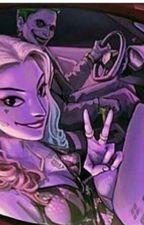 LA HIJA PERDIDA Joker y Harleyquinn by rharleyquinn