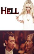 [2] Hell .....Klaroline (Spell Book 2) by SalmaTarek17