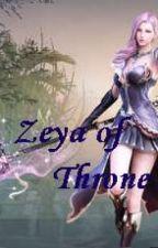 Zeya of Throne by itzmheann