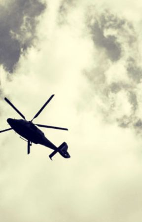 Helicopter  by chloe148_