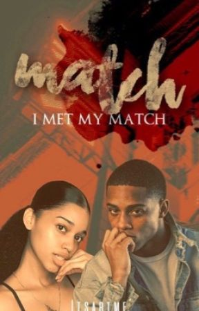 Match | Keith Powers by VanWrites