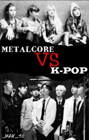 Metalcore  VS  K-pop  [BTS] by _MAX_10