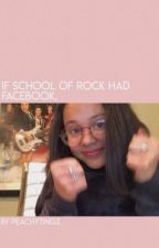 if school of rock had facebook ✅ by burntxintoxashes