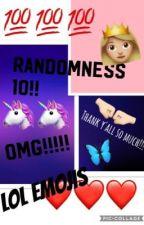 Randomness 10 by CrazyEm2004