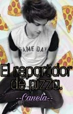 El repartidor de pizza by --Canela--