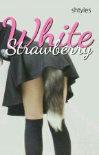 White Strawberry by shtyles