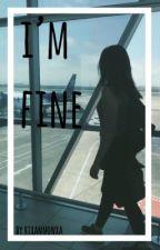 i'm fine ; harry lewis  by wroetobog_xix
