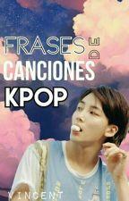 Frases de canciones kpop by aan_vVincent
