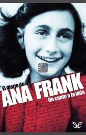 EL DIARIO DE ANA FRANK  by melanyahs