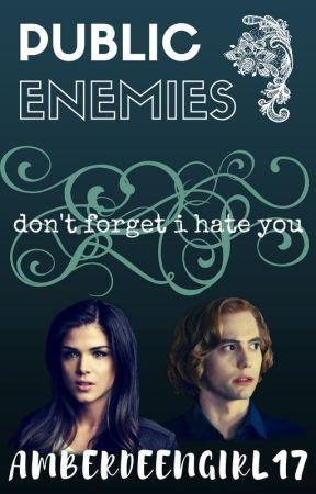 Public Enemies | a Jasper Hale Fanfic by Amberdeengirl17