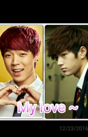 My love ~ (jun sung ahn x male) by AlchemistBA