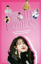 My Five Stepbrothers by diyemarsi