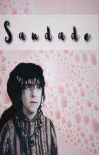 saudade (Bernard X OC) by slowtownskeleton