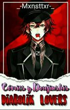 Cómics & Doujinshis »Diabolik Lovers« by _-Mxnsttxr-_