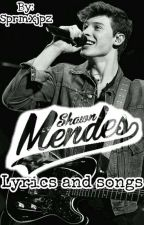 Shawn Mendes » Lyrics and Songs by sprmxjpz