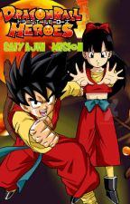 Dragón Ball Heroes: Saiyajin Mision by FrankAxel