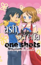 Ash and Serena - One-Shots (Amourshipping) by darlinyoureclazzic