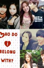 Who do I belong with?  fan fiction  by ProfessorFanfic486