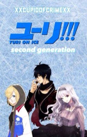 Yuri!!! On Ice: The Next Generation - 🌹 a u d r e y