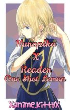 Kurapika x Reader (One Shot) LEMON! by Xanime_kittyX
