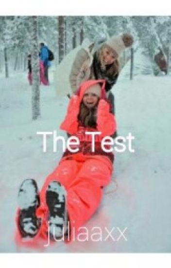 The Test (lesbian) (girl x girl) {COMPLETED}
