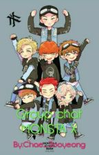 Group chat MONSTA X by lee_chehyun