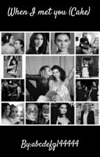 When I Met You (Kendall Jenner And Cara Delevingne) by tasminecourtneymalik