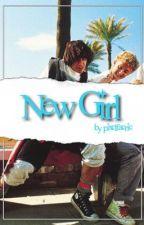 New Girl || Bill & Ted by pixelfaerie