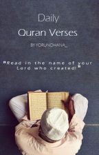 Daily Quran Verses  by YoruNoHana_